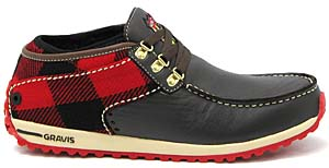 gravis fulton expedition [chocolate/red plaid] (212375 236) グラビス フルトン エクスペディション 「こげ茶/赤チェック」