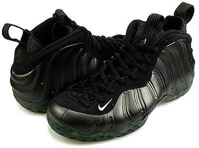 nike air foamposite one [house of hoops exclusive] ナイキ エアフォームポジット ワン 「ハウス・オブ・フープス|黒/緑」