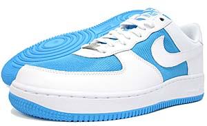 nike wmns air force 1 low 07 [vivid blue / white] (315115-413) ナイキ エアフォース1 ロー 07 「ビビッドブルー/ホワイト」