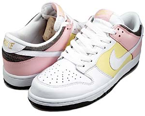 nike wmns dunk low [easter 2008] (317813-112) ナイキ ダンク ロー 「イースター 2008」