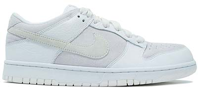 nike dunk low cl [white/beige] (318020-112) ナイキ ダンク ロー CL 「白/ベージュ」