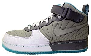nike air jordan fusion12 ls [white/stealth gray/t.blue] (318546-071) ナイキ エアジョーダン フュージョン12 LS 「灰/白」