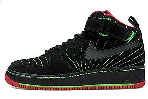 nike air jordan fusion 12 premier [black/green bean-varsity red] (318547-031) ナイキ エアジョーダン フュージョン12 「黒/緑/赤」
