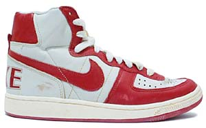 nike terminator high vintage [white/red] (318677-061) ナイキ ターミネーター ハイ ヴィンテージ 「白/赤」