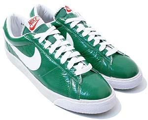 nike blazer low classic premium nd [green] (320509-311) ナイキ ブレザー ロー クラシック プレミアム ND 「緑ウェットパテント」