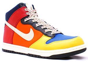 nike dunk high supreme [orange/be true dunk] (321762-411) ナイキ ダンク ハイ サプリーム 「オレンジ/ビー・トゥルー・ダンク」