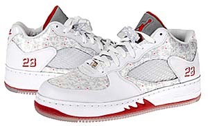 nike air jordan fusion 5 low [white/is it the shoes ?] (325331-111) ナイキ エアジョーダン フュージョン5 ロー 「白/IS IT THE SHOES ?」