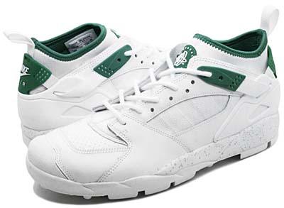 nike air revaderchi [white/white-pine green] (326768-111) ナイキ エア リバデルチ 「白/緑」