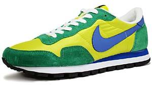 nike air pegasus '83 sl [bright ccts/vrsty ryl-pn grn-wh] (326843-341) ナイキ エアペガサス 83 SL 「黄色/緑/青」