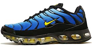 nike tn 360 (air max plus 360) [university blue/tr yllw-blck-wht] (333609-471) ナイキ TN 360 (エアマックス プラス 360) 「青/黒/黄色」