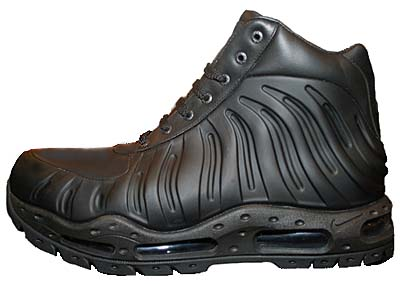 nike acg air foamposite boot [black] (333791-001) ナイキ ACG エアフォームポジット ブーツ 「黒」