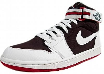nike air jordan 1 retro high strap [white/black-varsity red] (342132-101) ナイキ エアジョーダン1 レトロ ハイ ストラップ 「白/黒/赤」
