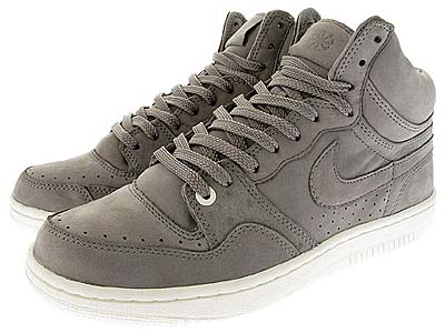 nike court force high lux [charcoa | tier 0] (349618-002) ナイキ コートフォース ハイ LUX 「チャコール|TIER 0」