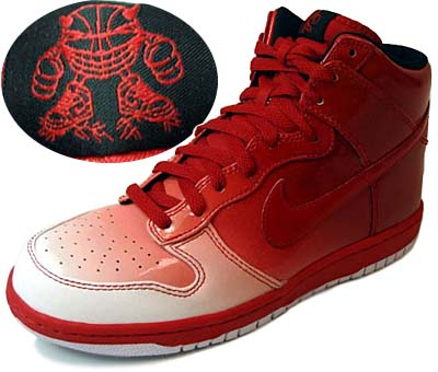 nike dunk high supreme [spark / red] (349710-161) ナイキ ダンク ハイ サプリーム 「スパーク / 赤」