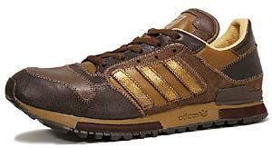 adidas zx 600 [leathe/drkbro/espres] (669899) アディダス ZX 600 「ブロンズ/ブラウン」