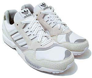 adidas zx9000 [white/grey] (099811) アディダス ZX9000 「白×グレー蛇」