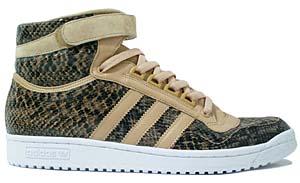 adidas concord high og [beige/brown] (668133) アディダス コンコルド ハイ オリジナル 「茶蛇」