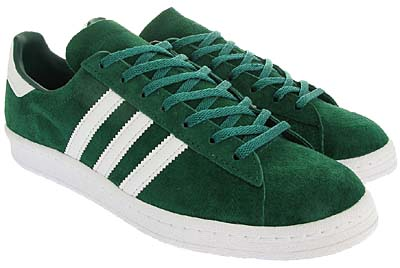 adidas originals campus 80s [forest/white/forest] (949851) アディダス オリジナルス キャンパス 80s 「深緑/白」