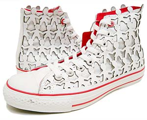 converse ct people high [1hund(red) artist #58 steve mmoti] (103487) コンバース CT ピープル ハイ 「スティーブ・モンティ/プロダクトRED」