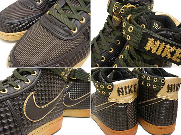NIKE VANDAL HIGH SUPREME EX [ROCK'N'ROLL PACK / LIMITED EDITION for ENERGY] 325318-001