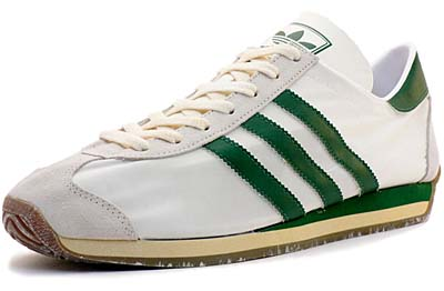 adidas COUNTRY 0 [WHITE/GREEN|mita sneakers×AMERICAN RAG CIE Selected Edition] 663751
