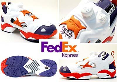 FedExカラー