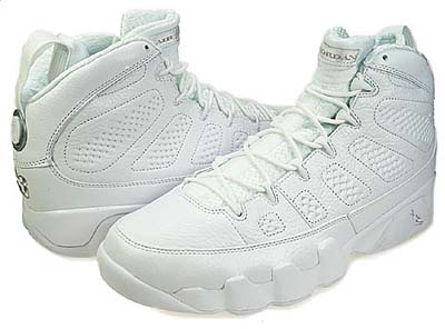 NIKE AIR JORDAN 9 RETRO [The Silver Anniversary Air Jordans]