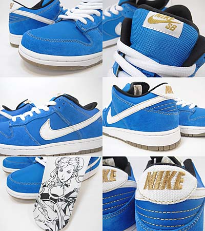 NIKE DUNK LOW SB [CHUN LI | Street Fighter Pack] 写真1