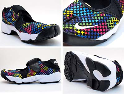 NIKE AIR RIFT MTR [BLACK/MULTI] 写真1