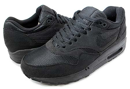 NIKE AIR MAX 1 [Black Out]