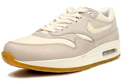 NIKE AIR MAX 1 PREMIUM [SAIL/SAIL-GUM LIGHT BROWN]