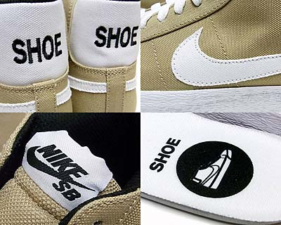 NIKE BLAZER SB [LOST DHARMA INITIATIVE] 写真1