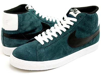 NIKE BLAZER SB [NIGHT SHADE/BLACK]