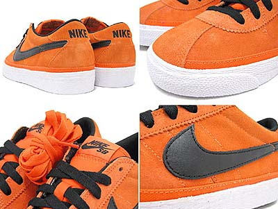 NIKE ZOOM BRUIN SB [ORANGE BLAZE/BLACK] 写真1