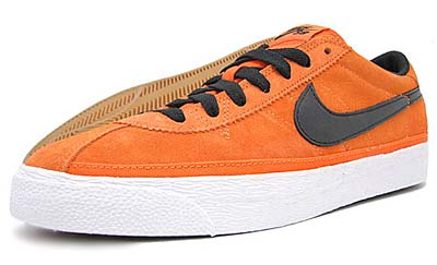 NIKE ZOOM BRUIN SB [ORANGE BLAZE/BLACK]