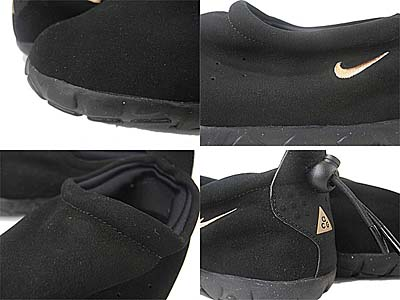 NIKE AIR MOC [BLACK/STRAW-BLACK] 写真2