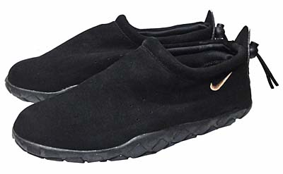NIKE AIR MOC [BLACK/STRAW-BLACK]