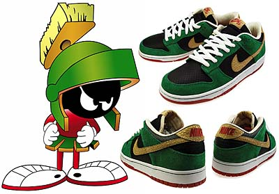 NIKE DUNK LOW PREMIUM SB [Marvin the Martian] 写真1