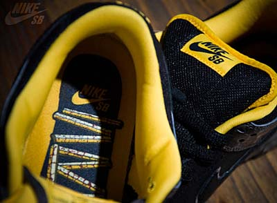 NIKE DUNK LOW PREMIUM SB [YELLOW CURB] 313170-010 写真2