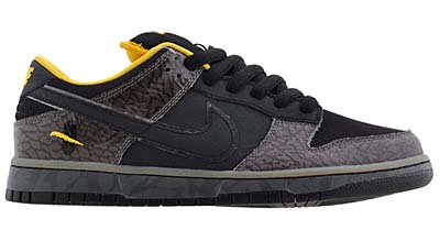 NIKE DUNK LOW PREMIUM SB [YELLOW CURB]