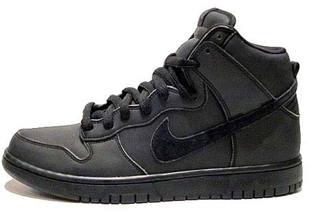 NIKE DUNK HIGH PREMIUM SB [GORTEX|BLACK]