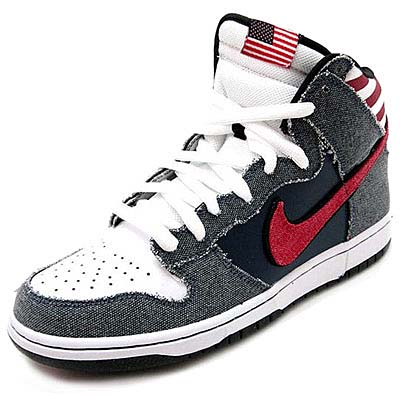 NIKE DUNK HI PREMIUM SB [Born In The USA]
