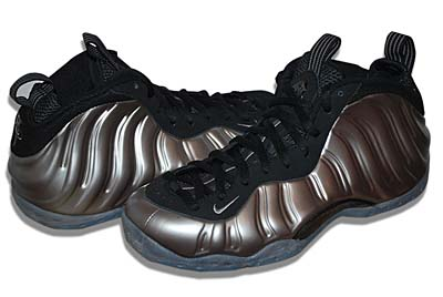 NIKE AIR FOAMPOSITE ONE [METALLIC PEWTER/BLACK]