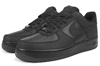 NIKE AIR FORCE 1 LOW [TECTUFF PACK|BLACK]