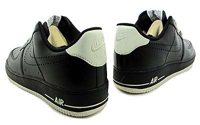 NIKE AIR FORCE 1 LOW 07 [BLACK/SAIL] 315122-025 写真1