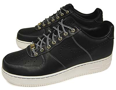 NIKE AIR FORCE 1 LOW PREMIUM [BLACK|HIKING BOOTS PACK]