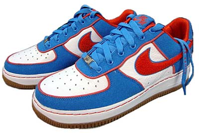 NIKE AIR FORCE 1 PREMIUM [Bronx Edition / WBF Five Boroughs' Pack]