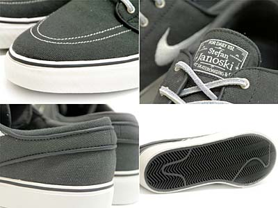 NIKE ZOOM STEFAN JANOSKI SB [ANTHRACITE/JETSTREAM] 写真1