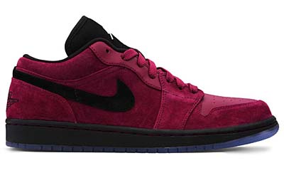 NIKE AIR JORDAN 1 PHAT LOW [GRAPE/WHITE]