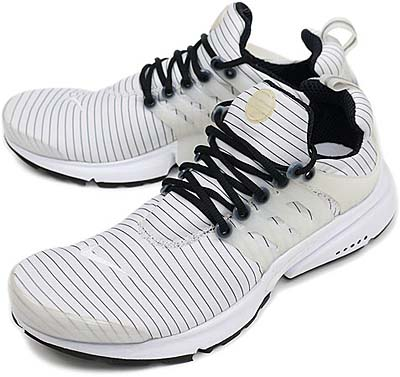 NIKE AIR PRESTO [WHITE/WHITE-BLACK]